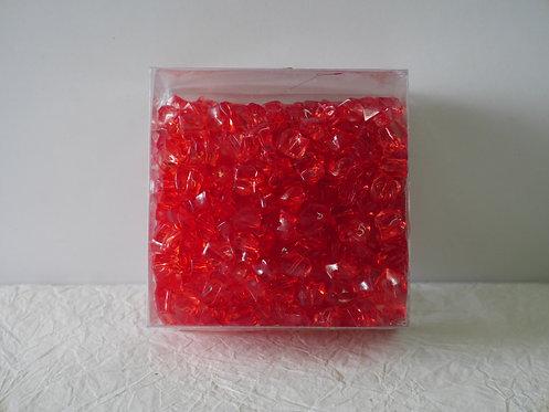 Kristali leda - crveni