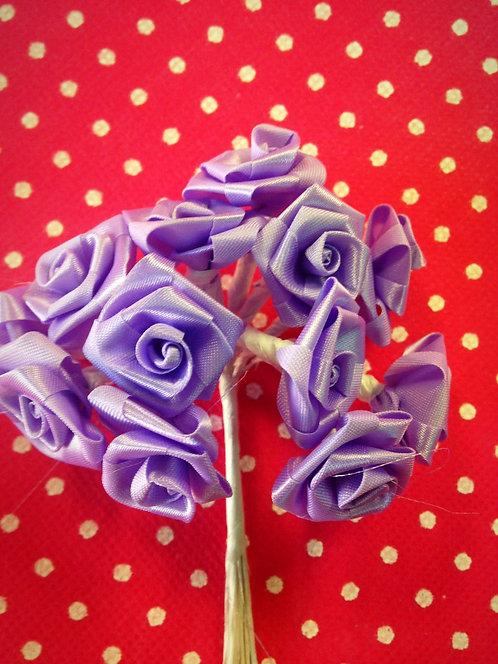 Basic ružice male - ljubičaste