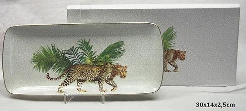 Pladan porculan Tigar