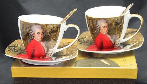 11508 Mozart set šalice