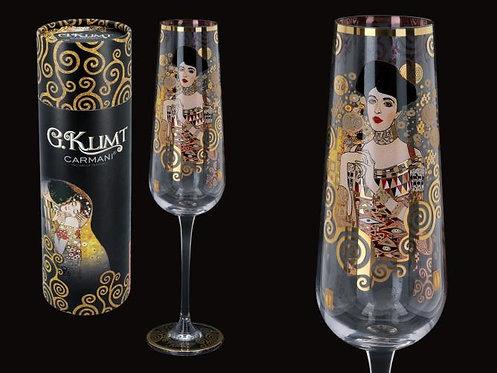 Čaša za šampanjac Adele-24k zlato