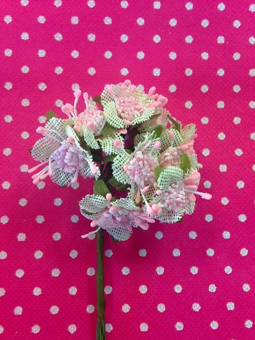 Krpeni cvjetovi - rozi