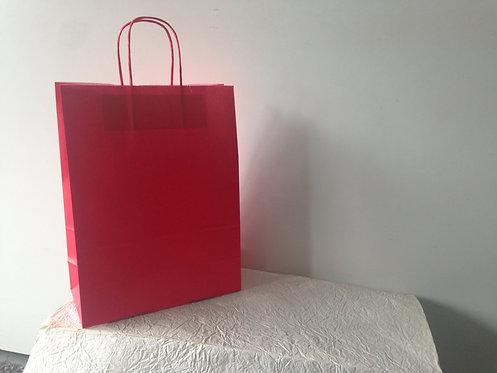 Vrećica velika - crvena