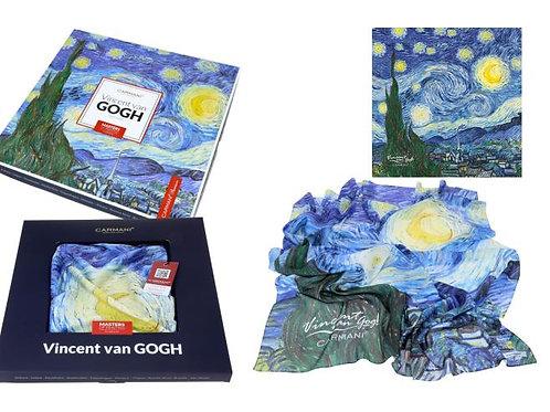 Šal Van Gogh Zvjezdana noć 02
