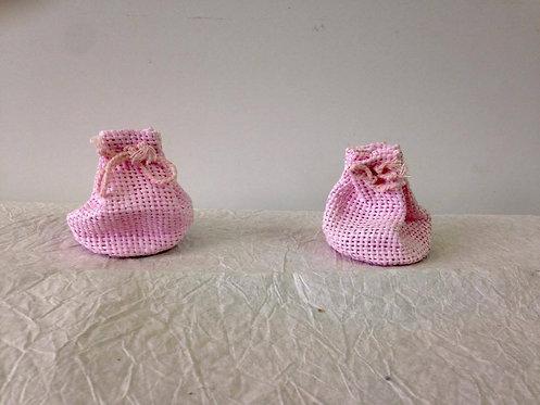 Roze vrećice za konfete