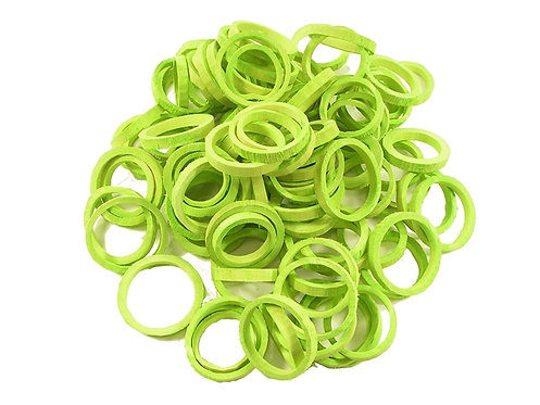 Bambusovi krugovi, svijetlo zeleni