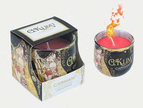 Mirisna Klimt svijeća-jabuka cimet