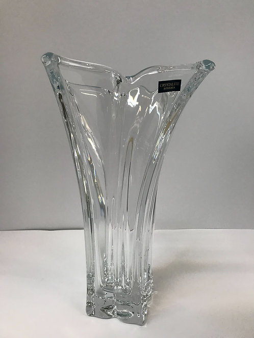 Vaza kristal Floral