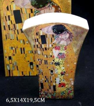 Vaza porculan Klimt