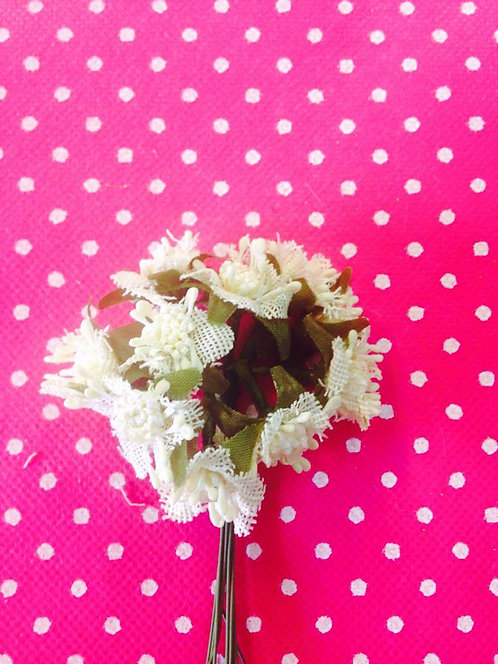 Bijeli cvjetovi