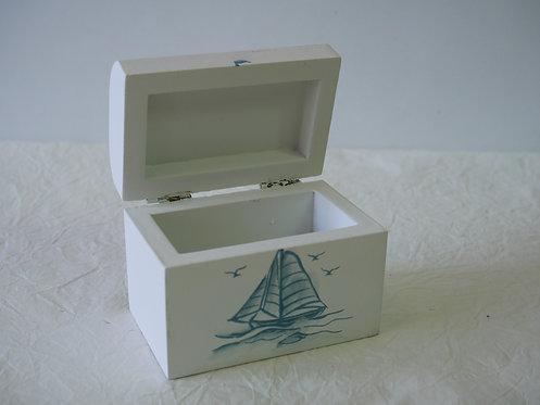 Drvena kutija bijela 1988 - 3