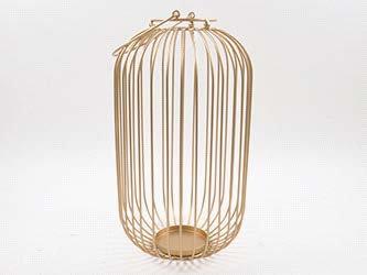 Kavez metalni lanterna - 56 cm