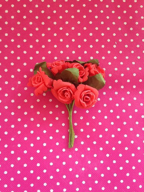 Ruže crvene