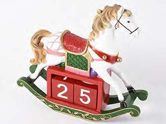 Konjić sa kalendarom