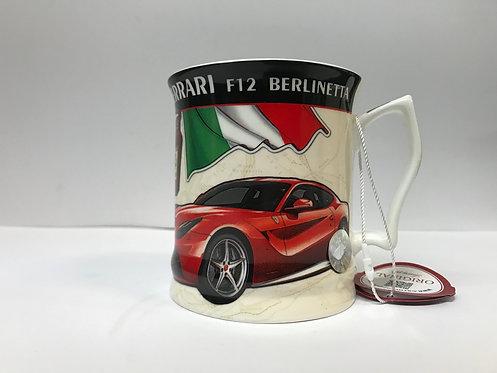 Šalica porculan Ferrari
