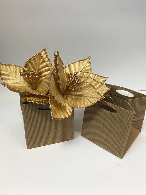 Kartonske teglice dekorativne 12 kom