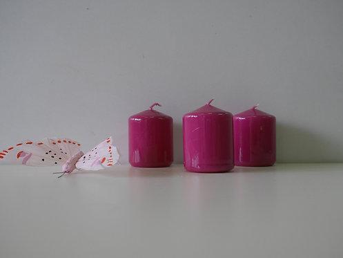 Top svijeća 40 x 50 - lila - 24 kom