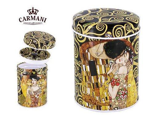 007-2001 Limena kutija za čaj/kavu