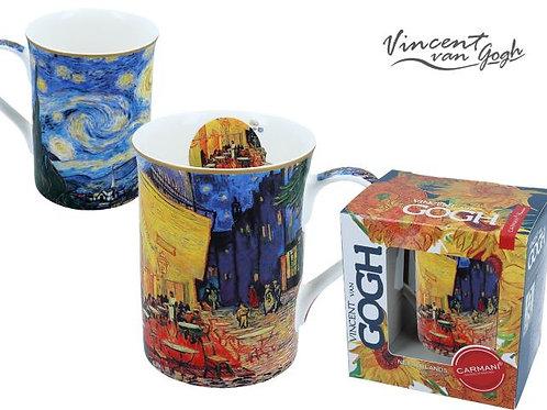 Van Gogh porculan šalica