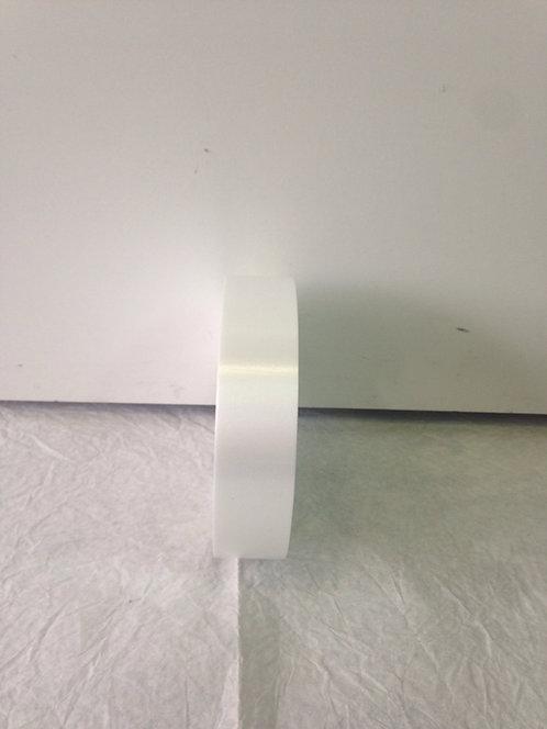 Traka pastel bijela - 3 cm
