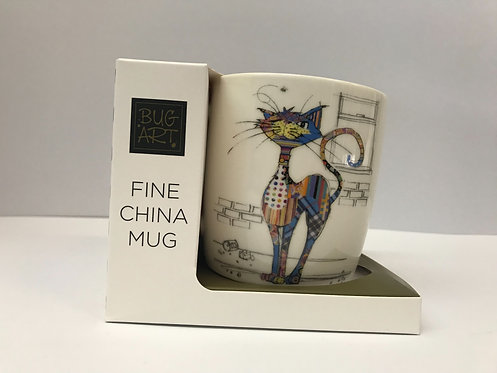 Bug Art šalica -Mačka