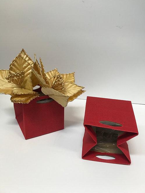 Kartonske teglice za cvijeće 12 kom