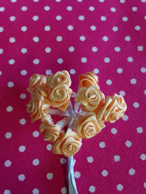 Basic cvjetići mali - boja breskve