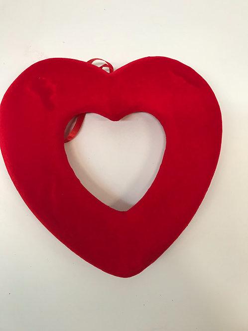 Srce viseće 21,5 cm