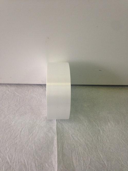 Traka pastel bijela - 5 cm