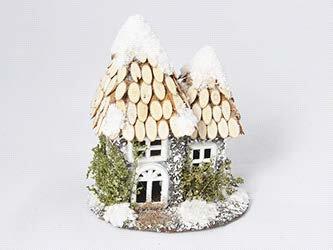 Kuća mala sa svjetilma DS38759
