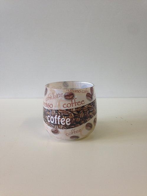 Mirisna svijeća kava i pistacio