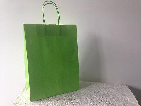 Vrećica velika -zelena