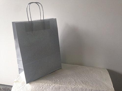 Vrećica velika - srebrna