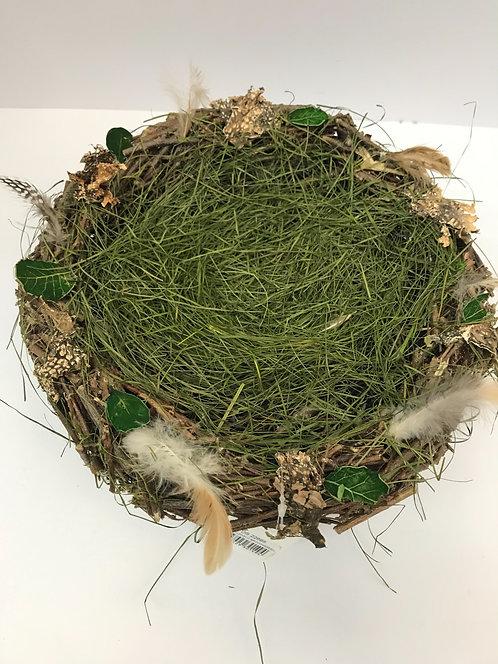 Gnijezdo 30x30x6 cm