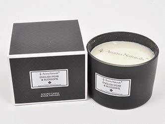 Mirisna svijeća- Engleska kruška i cvijeće