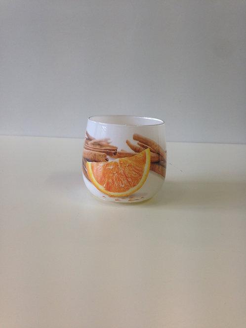 Mirisna svijeća naranča i cimet