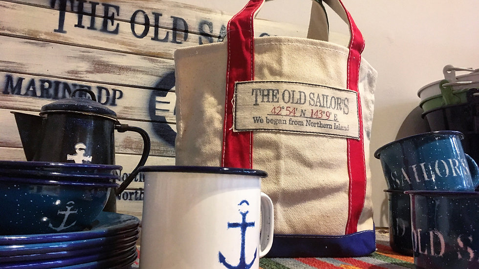 THE OLD SAILOR'S Mini Tote Bag