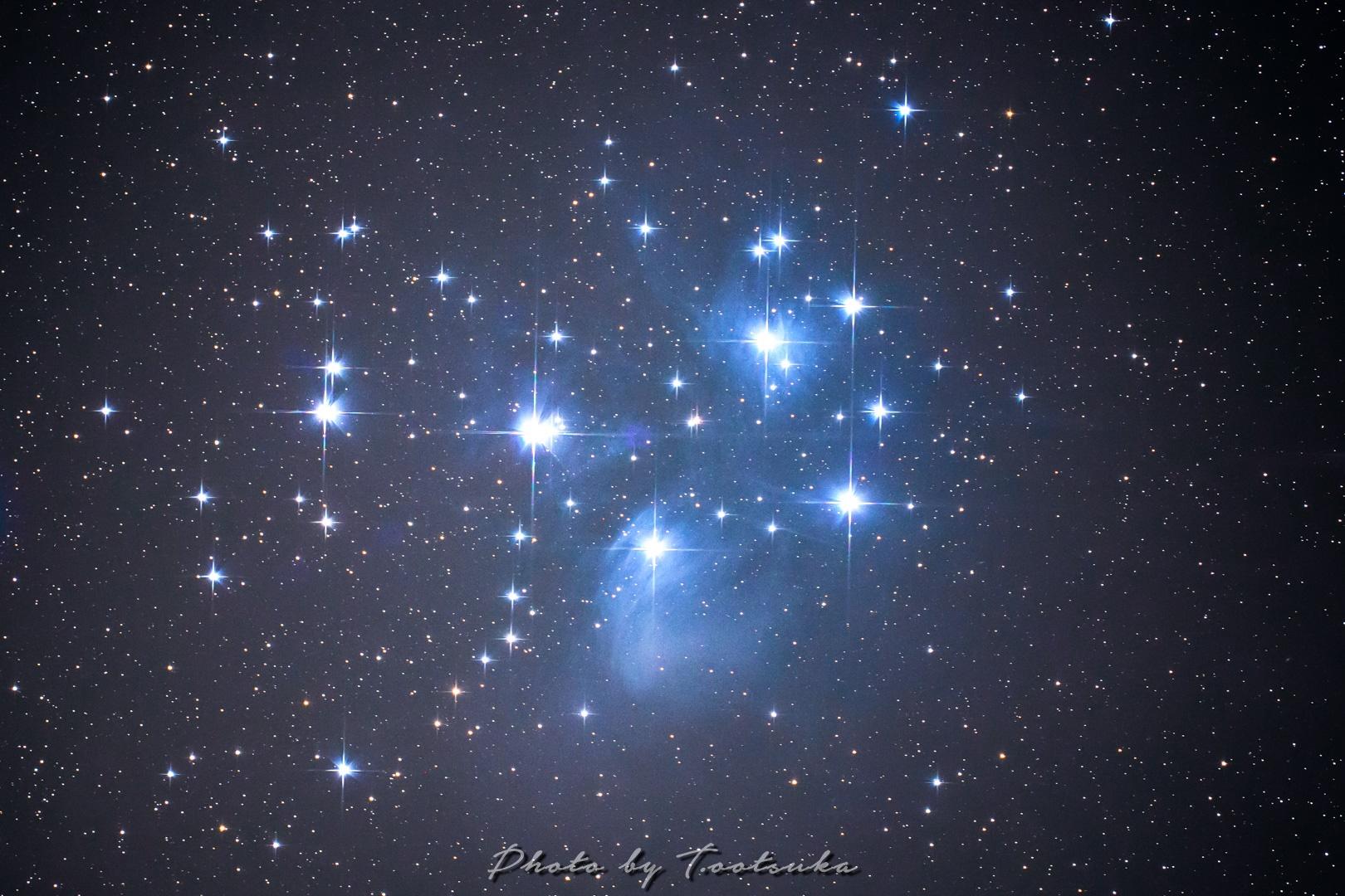 星はすばる