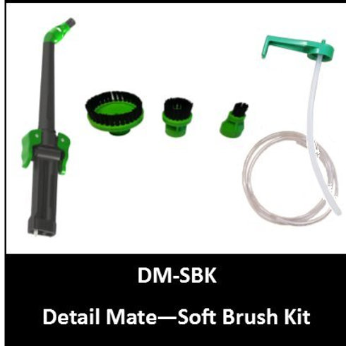 """""""THE DETAIL MATE"""" MULTI FUNCTION-CLEANING# DM-SBK"""