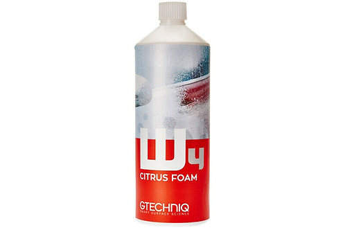 GTechniq W4 Citrus Foam 1 Liter