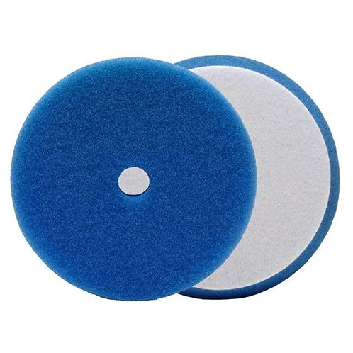 "Buff and Shine 5"" Uro-Tec Coarse Blue Heavy Cutting Foam Grip Pad #554BN"