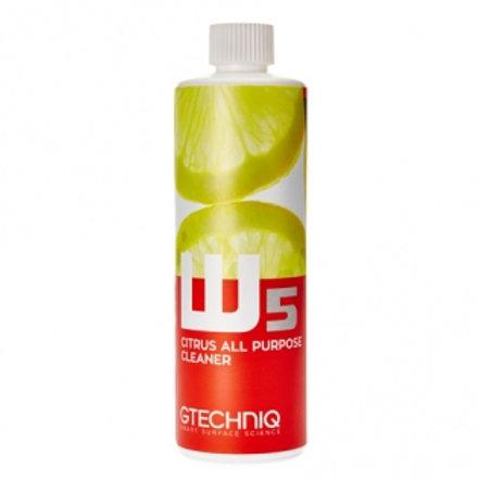 GTechniq W5 Citrus All Purpose Cleaner 500ML Fast Free Shipping