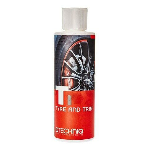 Gtechniq T1 Tyre and Trim Durable Hydrophobic Nano Coat (250 ML)
