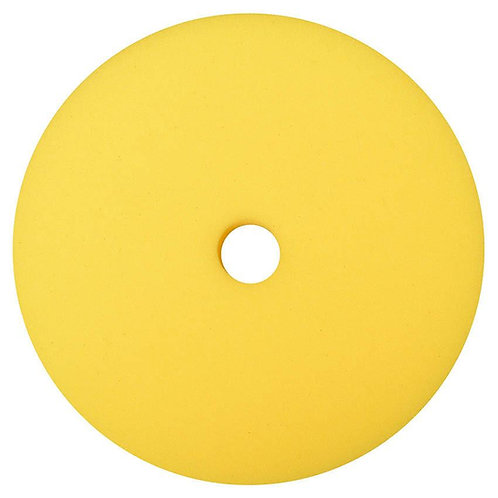 "Buff and Shine 5"" Uro-Tec Yellow Polishing Foam Pad Grip Pad# 534BN"