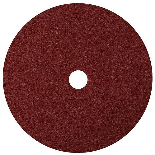 "7"" Uro-Tec Maroon Med. Cut/Polishing Foam Grip Pad Part# 672BN"