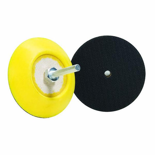 """Buff and Shine 3"""" Flex Edge D.A & Drill Backing Plate Part# 300Y"""