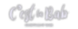 C'est la Bab logo