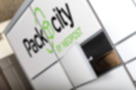 Packcity Intelligent Lockers for packages and parcels