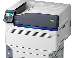 High Volume Digital Color Printers with 5-color option