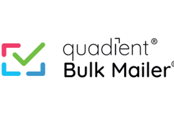 quadient bulk mailer addressing mailing software